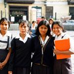Familienreisen durch Peru