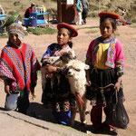 Familienurlaub in Peru mit PERUline