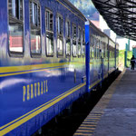 Zugfahrten in Peru