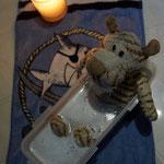 Bathing day..Juhuuu...