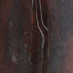 Chant de la Terre n°127 /  Latitude 47,55° Longitude 1,72° / Montrieux/ France / 31.10.2017/ Peinture sur Toile 60x70