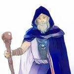 宮廷魔術師アルフォンス