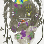 「おばけだー!」 ヒョン・チェフィ 東京朝鮮第四初中級学校