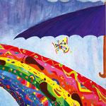 「虹の道」 リュ・スギョン 長野朝鮮初中級学校