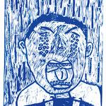 「泣き顔」 オ・スングン 千葉朝鮮初中級学校