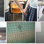 「写真・目を閉じよ、そしたらお前は見えるだろう1」 リュ・ユサ リ・ソンニョ リ・スンシル 神戸朝鮮初中級学校