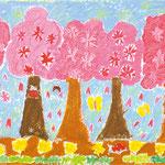 「やさしい春の日」 リュ・アンナ 東北朝鮮初中級学校