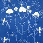 「美しい花々」 イム・ナミ 東京朝鮮第一幼初中級学校