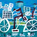 「自転車に乗って」 ソン・フィヤン 生野朝鮮初級学校
