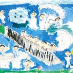 「遠足」 キム・リョンセン 名古屋朝鮮初級学校