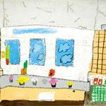 「学校のトイレ」 カン・カナ 南大阪朝鮮初級学校