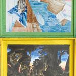 「4つの変化」 キム ユシン 東京朝鮮中高級学校