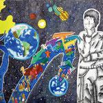 「生物の原点」 リ ジョンヘ 京都朝鮮中高級学校
