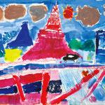 「夏の思い出」 リ・スンホン 愛知朝鮮第七初級学校