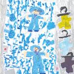 「暴風体験」 ペク・リヤン 千葉朝鮮初中級学校