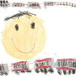 「電車 大好き」 キム・スンギ 千葉朝鮮初中級学校