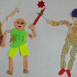 アニメーション「キャベツ争奪戦」 6年生Bチーム 尼崎朝鮮初中級学校