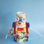 「おかいものロボット」 チョン・カリョン 千葉朝鮮初中級学校