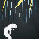 「雨の中の猛練習」 パン・リョンジュン 福岡朝鮮初級学校