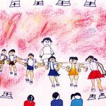 「来るならこい!(演劇-ゼロより)」 チェ・チセ 東大阪朝鮮初級学校