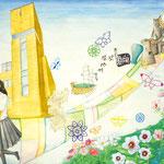 「その中の私」 チョンユナ 西東京朝鮮第一初中級学校