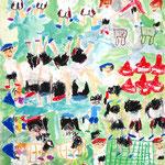 「運動会が楽しかったよ」 カン・ユラン 名古屋朝鮮初級学校