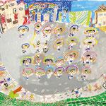 「運動会-低学年なわとび体操」 キム・ジング 東京朝鮮第九初級学校