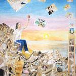 「被災地に復興を願って」 キム ナミ 東京朝鮮第五初中級学校
