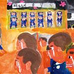 「卒業式」 リ・セイン 東京朝鮮第三初級学学校