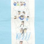 「東京スカイツリー」 パク・ソンユ 東京朝鮮第二初中級学校