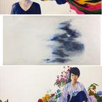 「自画像」 チェ キョンファ 神奈川朝鮮中高級学校