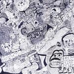 「私の絵」 ペ・ユリ 名古屋朝鮮初級学校