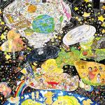 「新世界へ」 コ ユフィ 東京朝鮮第一幼初中級学校