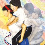 「代を継いで守りぬく!」 ハ キョンス 東京朝鮮第一幼初中級学校