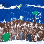 「トム・ソーヤの冒険-死んだ人」 ホン・ヒョ 中大阪朝鮮初級学校