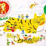 「虎の村に出かけたよ」 リ・ユイ 東京朝鮮第五初中級学校