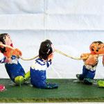 「綱引き」 コ・エリョン 四国朝鮮初中級学校