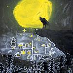 「満月にほえる」 パク カンス 福岡朝鮮初級学校