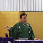 浪曲親友協会会長、京山幸枝若師匠による 六代目横綱 阿武松緑之助