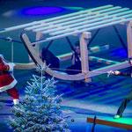 Regie und Konzept der Geschichte: Christmas Tattoo 2014, Foto: Patrick Straub