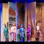 Regie / Bühnenkonzept: Glaibasler Charivari 2018, Foto: Benno Hunziker