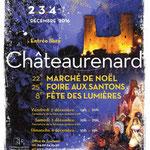 Marché de Noël et Foire aux Santons Châteaurenard