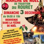 Marché de Noël du Rouret