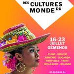 Festival des cultures du monde Gémenos