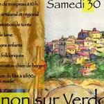 Fête de la transhumance Vinon sur Verdon