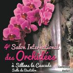 Salon des orchidées Sillans la Cascade