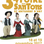 Foire aux santons de Saint-Maximin la Sainte Baume