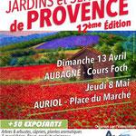 Jardins et Senteurs de Provence Auriol