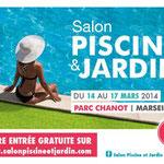 Salon Piscine et Jardins Marseille