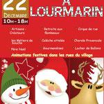 Marché de Noël de Lourmarin